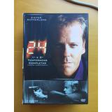 Box Dvd 24 Horas 1ª E 2ª Temporadas Completas
