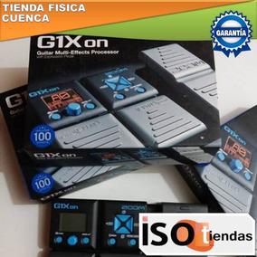 Pedal De Guitarra Multi-effects G1xon