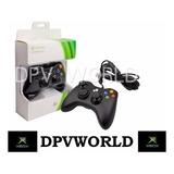 Control Xbox 360 Para Pc Alambrico Factura
