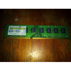 Memoria Ram Ddr3 4gb Pc - Escritorio