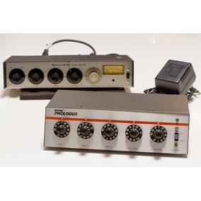 Kit Shure Mixer 200m + Equalizador M63 - Vintage Analog Sum