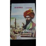 Libro Álgebra Baldor Tapa Dura A Color Aaa