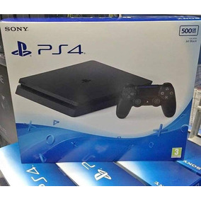 Console Sony Playstation 4 (ps4) Com 1 Controle - 500gb¿