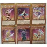 Set Magas Gold Yugioh 1 Edición Sabores Chocolate Corazones