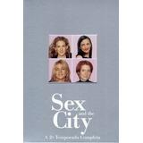 Box Dvd - Sex And The City - 2° Temp. Completa - 3 Discos