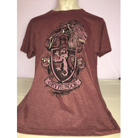 Playera Harry Potter Gryffindor. Importada. Hot Topic