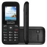 Celular Alcatel 1050d Dual Sim Tela 1,8 Rádio Fm Camera