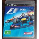 Formula 1 2012 Ps3* Play Magic