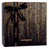Mahogany Caixa Para Presente Horizontal Preta I
