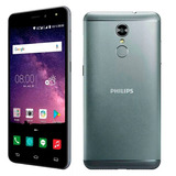 Smart Philips S359 Dual 4g Android Biometria Tela 5.2 Origin