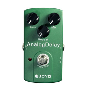Pedal Guitarra Joyo Analog Delay