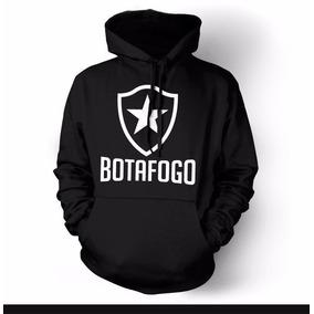 7aa1801698 Moletom Botafogo - Moletom Masculinas no Mercado Livre Brasil
