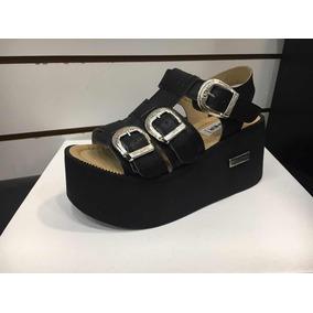 Zapato Mujer Sandalia Plataforma Guillermina - Zapatos en Mercado ... 7249cd090ae2