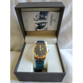 Relógio Feminino Champion Cn29507u Pronta Entrega