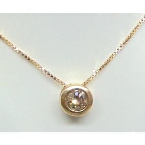 Ponto De Luz De 20 Pontos Em Diamante E Ouro Amarelo 18k - Joias e ... 86772fb341