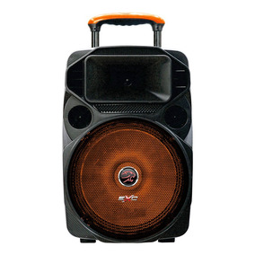 Caixa Amplificada Bluetooth/usb Pk-3500 Nks Bivolt Preto