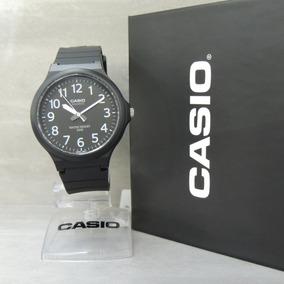 5e9fad5afc4 Relógio Casio Masculino Mw-240-1bvdf Lançamento ( Nf). R  120