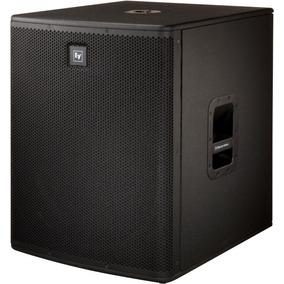 Bajo Amplificado 18 Pulgadas Electro Voice Elx118p