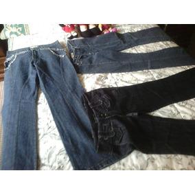 5306392aab10e5 Lotes De Pantalones Dama - Jeans de Mujer en Mercado Libre México