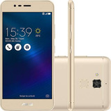 Smartphone Asus Zenfone 3 Max Dual Chip Android 6 Tela 5.2