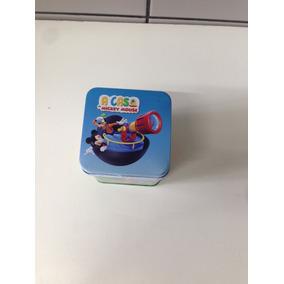 Lata A Casa Do Mickey Mouse - Vazia - Leia Ltsxx