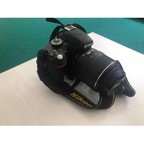 Camara Nikon D3200 Kit Con Lente Nikkor 18-55 Mas Regalo