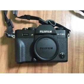 Fuji X-t20 + Lente Fuji 23mm