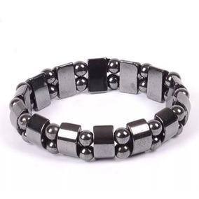 Pulseira Magnética Emagrecedora Bracelete Duplo