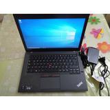 Lenovo T450 Ultrabook Core I5 500g Solidos/16g Ram, Nueva