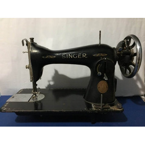 Maquina Costura Singer Antiga Nao Testada