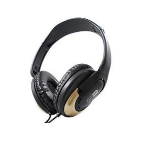 Fone De Ouvido Headset Gold Hardline