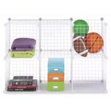 Organizador 6 Cubos Metálicos Modulares