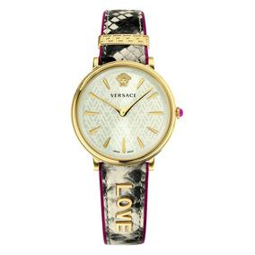 Versace Reloj Informativo De Mujer De Manifesto Edition. 3b8c879092f0