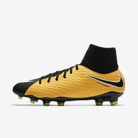 Chuteira Nike Hypervenom Phelon 3 Df Fg Campo 917764-801 - 4 28c1323ec3f5b