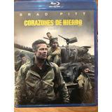 Blu-ray Corazones De Hierro / Fury