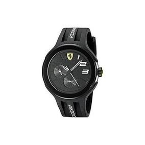 Reloj Deportivo Ferrari Para Hombre 830225 Fxx Negro