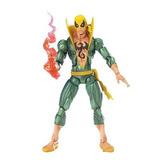 Figura Iron Fist De Marvel Legends Netflix 6 In De Alto