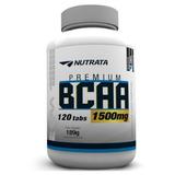 Bcaa 1,5 G 120 Tabletes - Nutrata