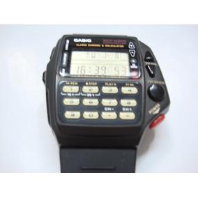 d2e8ae90ee9 Casio Cmd 40 Aco Controle - Relógios no Mercado Livre Brasil