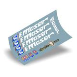 Adesivo Bike Moser - 51.151