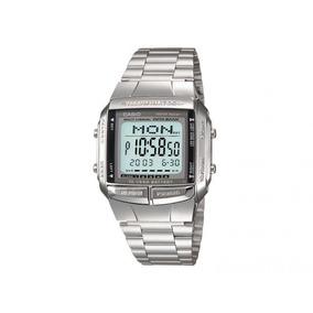 808faed846a Relógio Casio Com Agenda Telefônica - Relógios De Pulso no Mercado ...