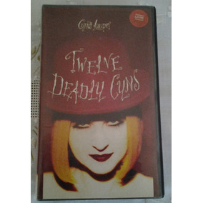 Fita Vhs Twelve Deadly Cyns...and The Some - Cyndi Lauper