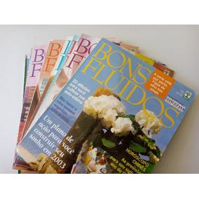 Kit 12 Revistas Bons Fluidos 2003 - Leia Descrição. Barato!