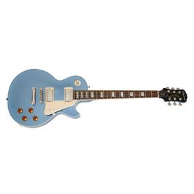 Guitarra Epiphone Les Paul Standard Pelham Blue Garantia