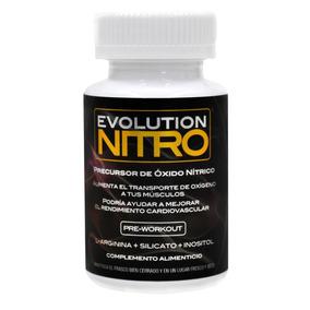Nitro (precursor De Óxido Nítrico)