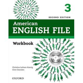American English File 3 - Workbook W Ichecker - Second Editi