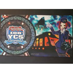 Playmat / Tapete Tour Guide 100º Ycs Yugioh! Oficial! Konami