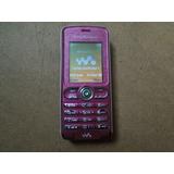 Celular Sony Ericsson W200 / Celular Java