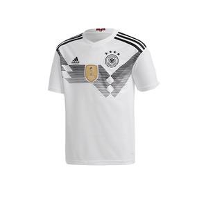 Camiseta Fútbol Niño adidas Alemania Bq8460 - Global Sports