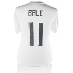Playera Real Madrid Manga Larga Bale en Mercado Libre México 97a8cea219747